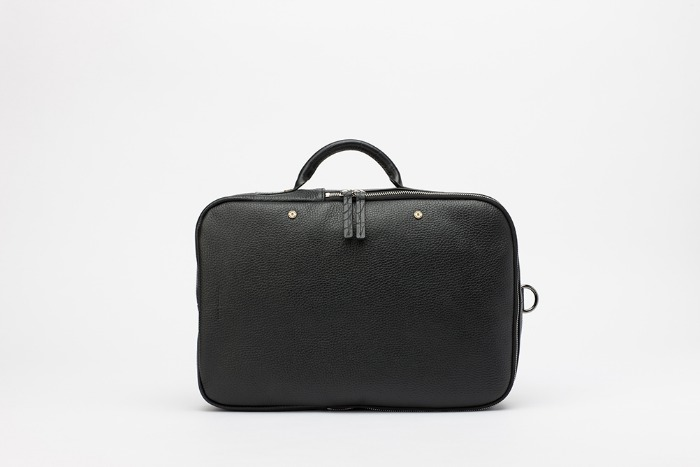 Fuctional sling bag[black]