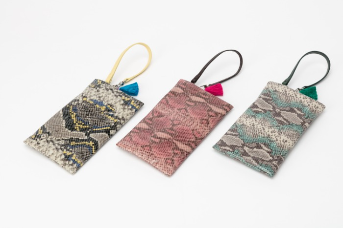 Python Easy Pouch [3color]